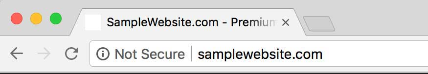 Google Chrome Address Bar on Chrome - October 9, 2017